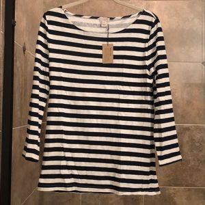 Jcrew Factory Striped T-shirt